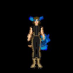 Atalanta V1 - Poder by Barakibeel