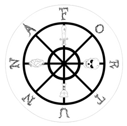 Fortunna - Logo 2 by Barakibeel