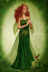 Irish Queen by ImaginedMoments