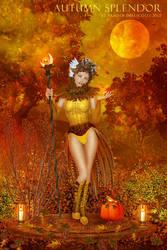 Autumn Splendor by ImaginedMoments