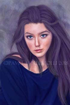 Portrait - Young Woman