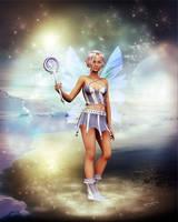 Birthday Fae - Moonbeams by ImaginedMoments
