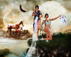 The Dreamweavers by ImaginedMoments