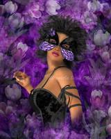 Secrecy in Purple by ImaginedMoments