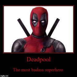 Deadpool Motivational