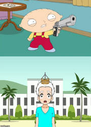 Stewie Wants To Kill Bart-Toons