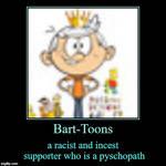 Bart-Toons DeMotivational