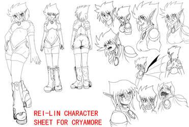 Rei-Lin Character Sheet by Rei-Lin