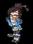 Overwatch Chibi's: Mei