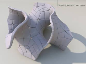 Sculpture_MR002d by sjoo