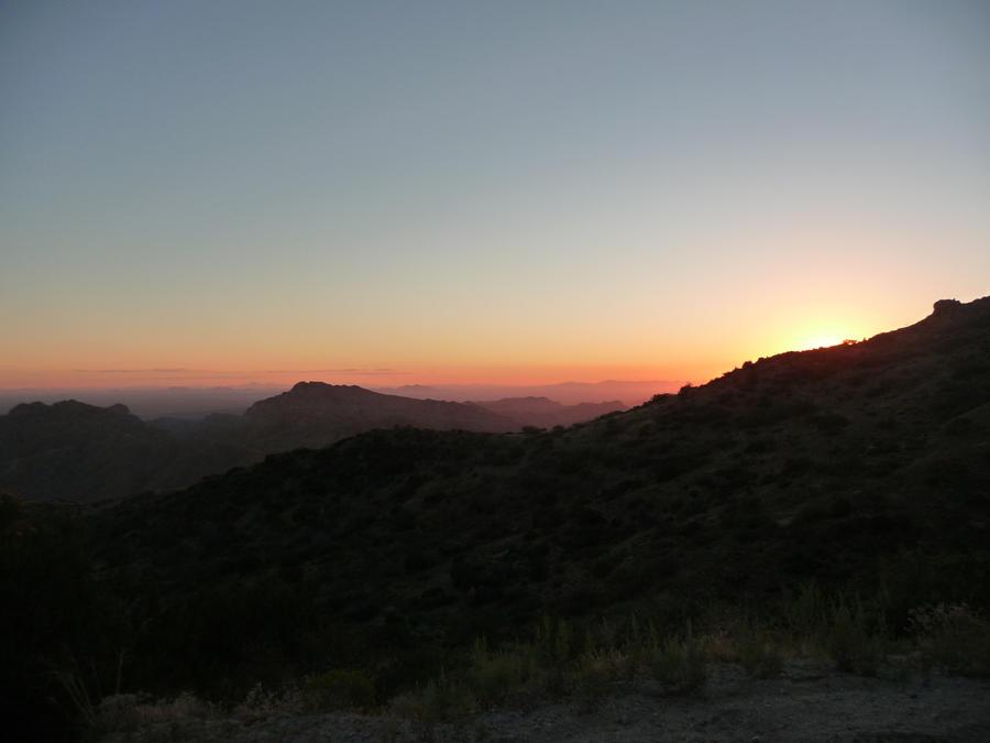 Running Arizona-Went Wheelin by InhaledEvil066