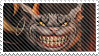 Stamp- Mcgee Cheshire by OoBloodyRavenoO