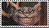 Stamp- Mcgee Cheshire by OoBloodyRavenoO