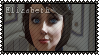 Bioshock infinite Elizabeth Stamp by OoBloodyRavenoO