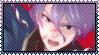 RQ-  Kasen Kanesada Stamp by OoBloodyRavenoO