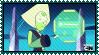 Steven Universe Peridot stamp