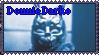 Donnie Darko Stamp by OoBloodyRavenoO