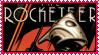 Rocketeer Stamp by OoBloodyRavenoO