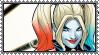 Harley Quinn Stamp by OoBloodyRavenoO