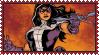 Huntress Stamp by OoBloodyRavenoO