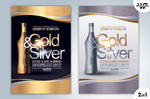 GOLD And SILVER DRINK Flyer Template