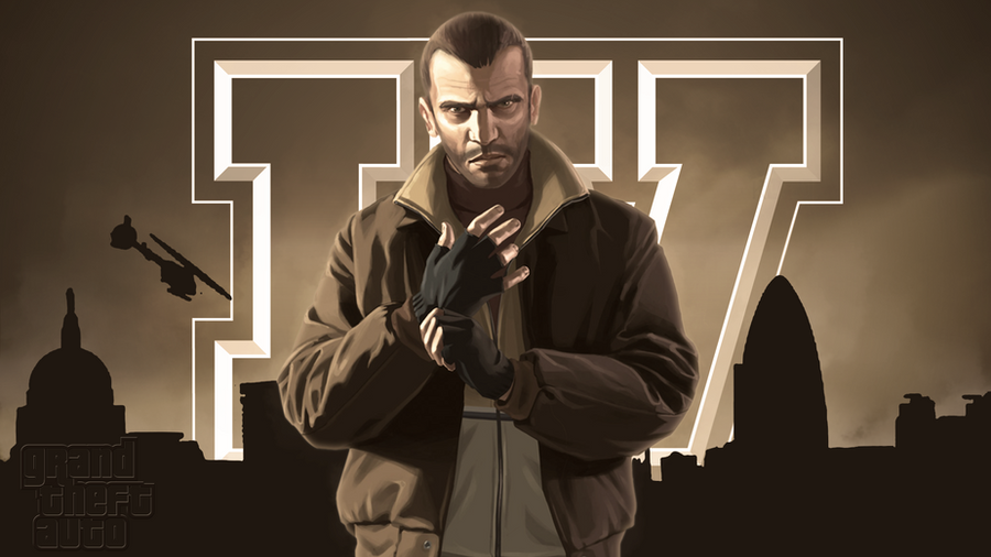 Gta Iv Wallpaper By Slydog