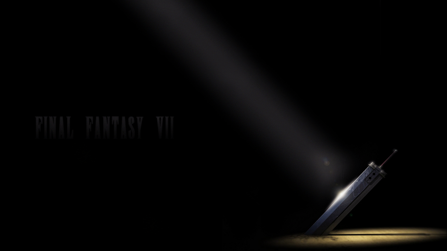 Final Fantasy VII Wallpaper By Slydog0905
