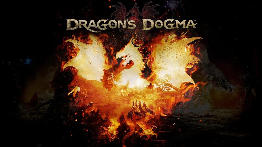 Dragons Dogma Wallpaper By Slydog0905