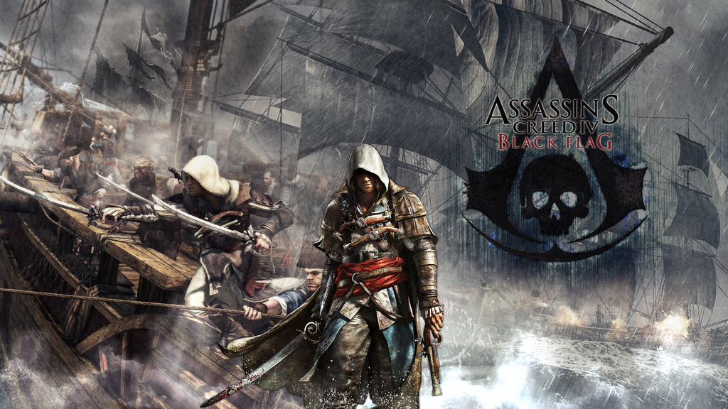 Assassin S Creed 4 Black Flag Wallpaper By Slydog0905 On Deviantart