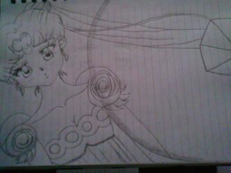 princess serenity by 16nth