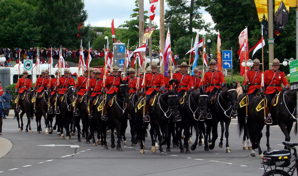 Royal Canadian Mounted Police by pcellis