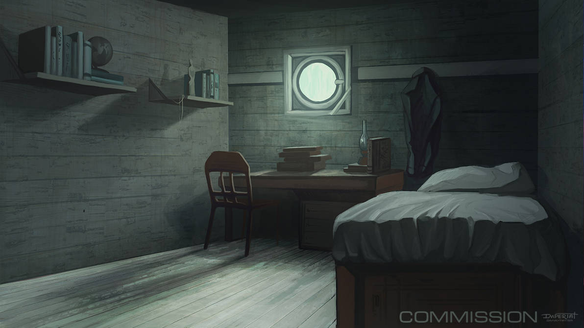 Cabin, day: commission
