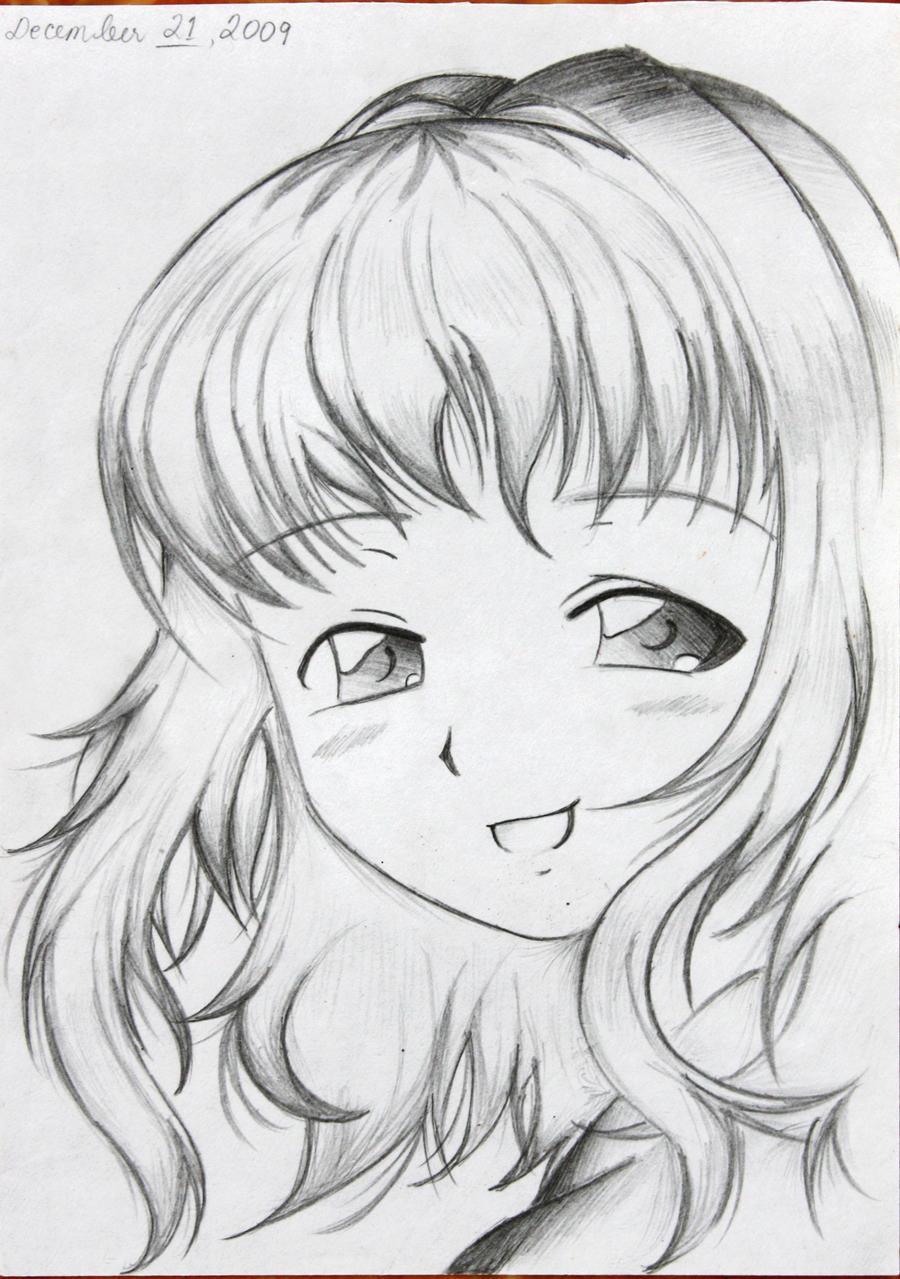 Cute Girl By Kurotenshi19 On DeviantArt