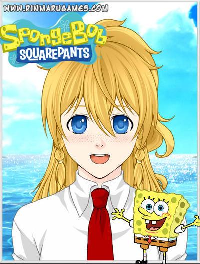 Spongebob Squarepants Female Human Form By Miifighter101