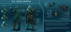 Operation Bermuda: I.R.S.F. Special Operative