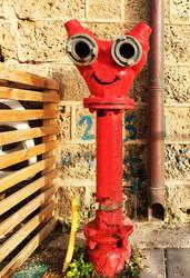 Hydrant by Luyda