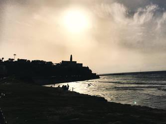 Old Jaffa by Luyda