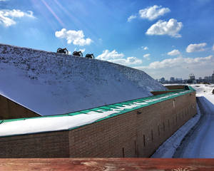 The Kiev fortress