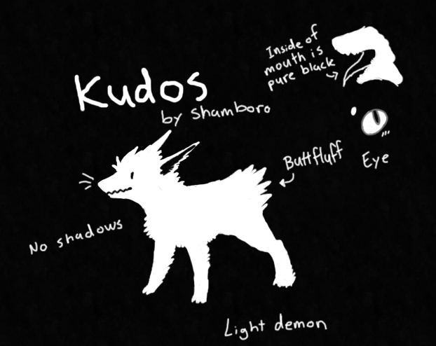 Kudos Reference Sheet by Shamboro