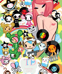 tokidoki-stand out in a crowd by Savvi-Chan