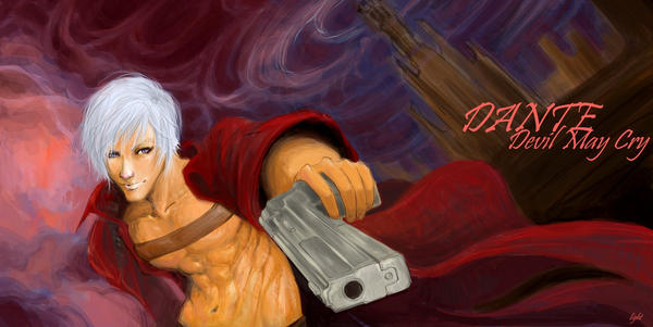 Dante by scarecrow