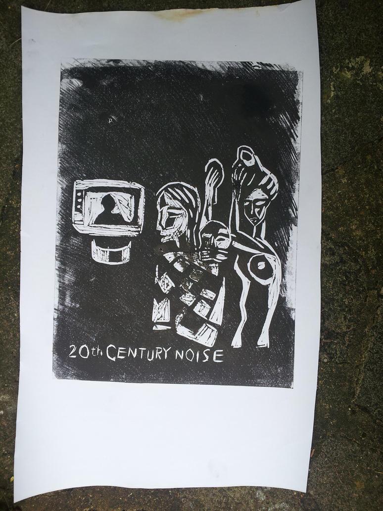 Cutting edge John Foxx tribute: 20th Century noise by emmapugmire