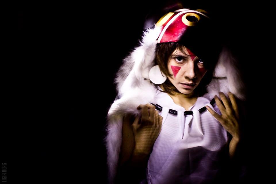 Mononoke Hime / San by LadyMomoCosplay