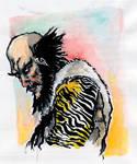 Ink Warrior