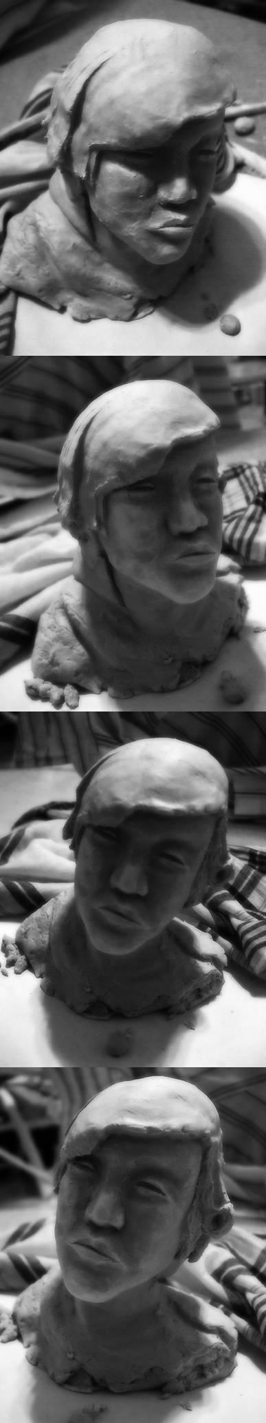 Random Sculpture WIP I