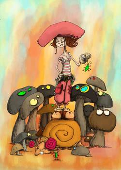 Mushroom Heroine