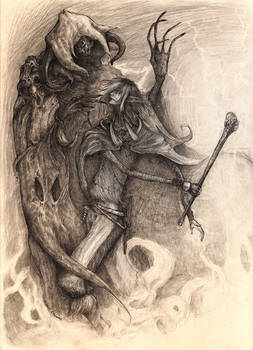 Wraith Hunter Villemus