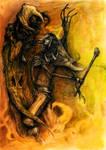 Wraith Hunter Villemus Color