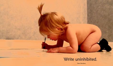 Write Uninhibited