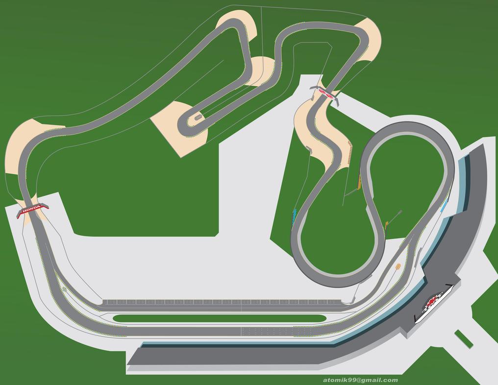 Car Race Track Ottawa